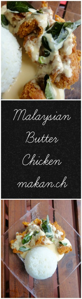 Malaysian Butter Chicken