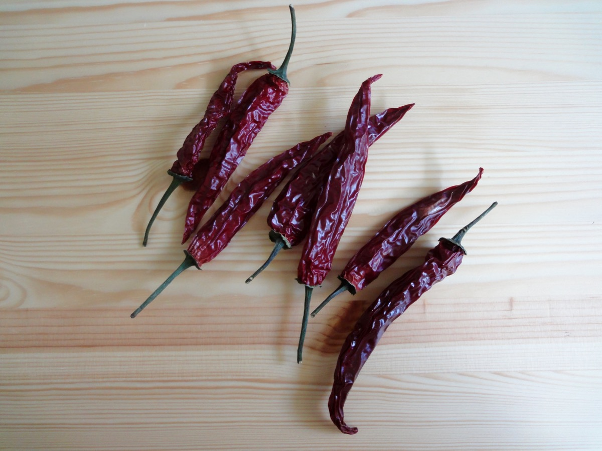 Dried Chillies