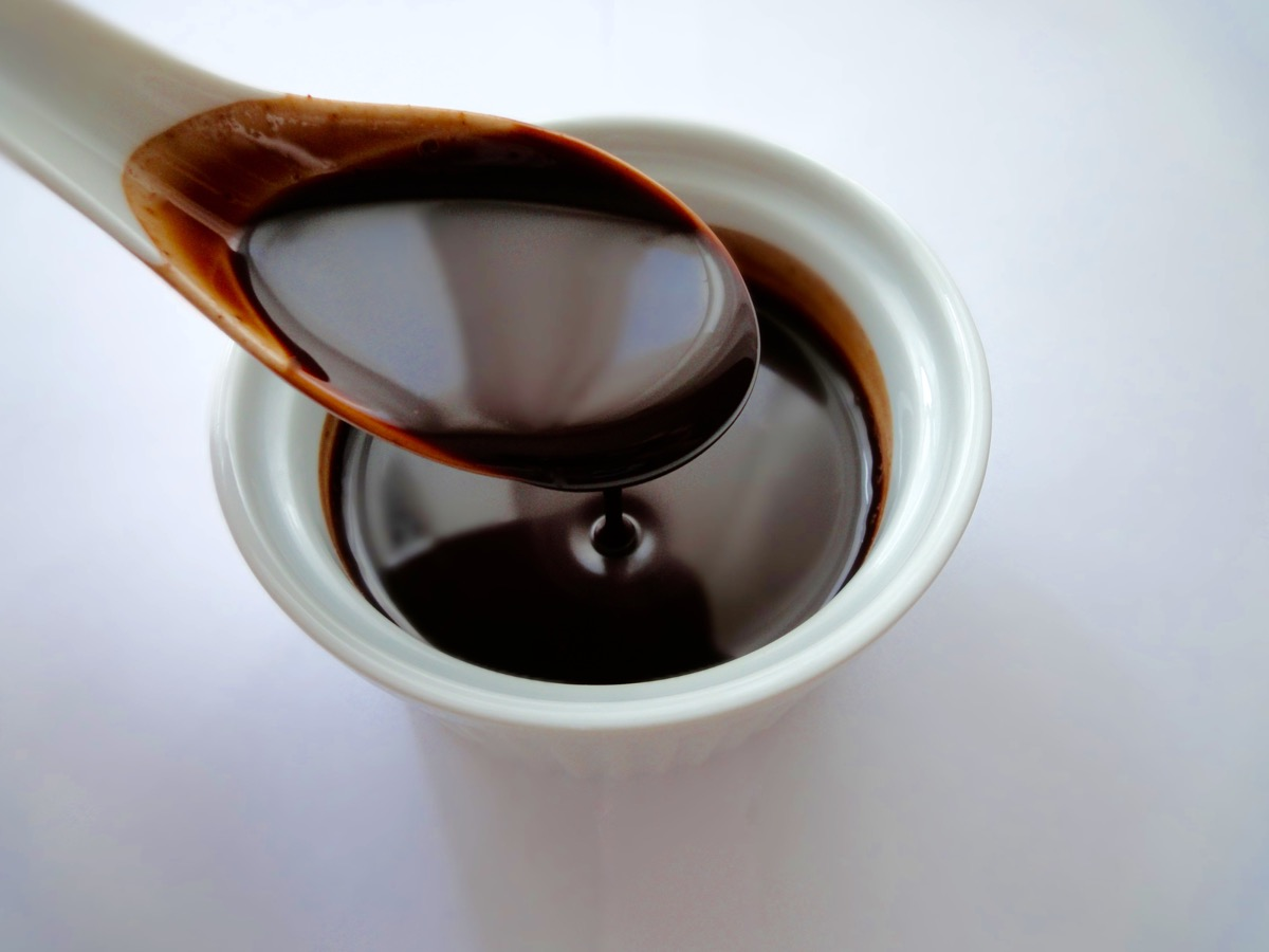 how to make chocolate syrup without cocoa powder