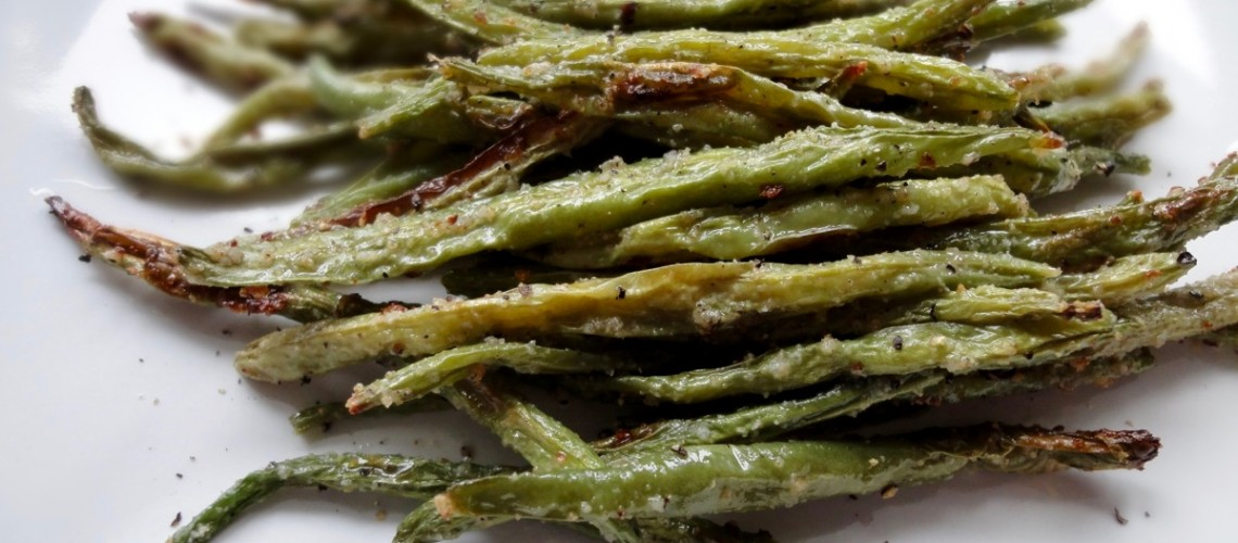 Roasted Green Beans | Makan with Cherry