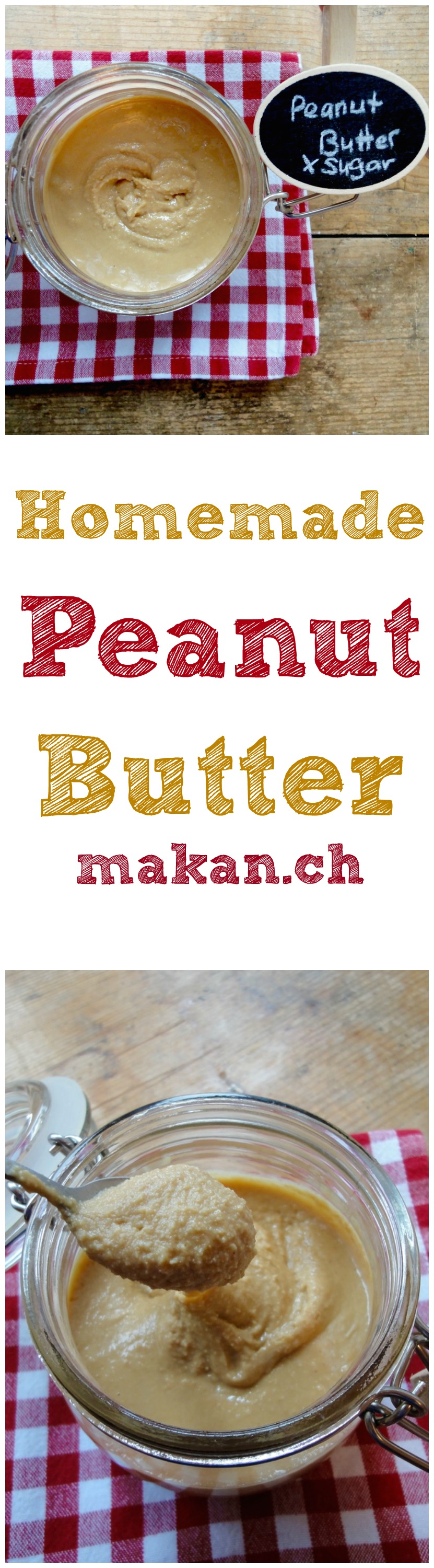 Recipes makan with cherry homemade peanut butter nvjuhfo Images