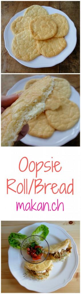 Oopsie Roll/Bread